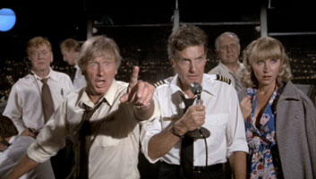 "Five Writing Secrets I Learned From the Movie ""Airplane"""