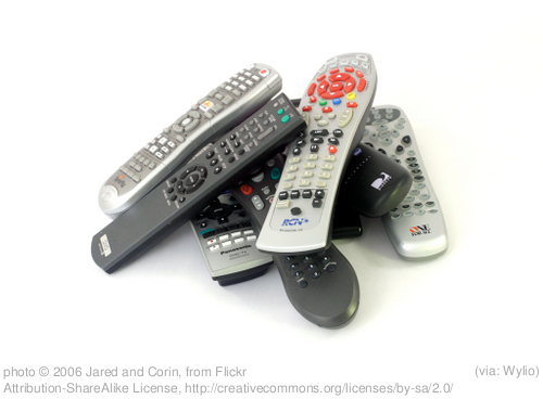Put Down the Remote Control, Church Leaders
