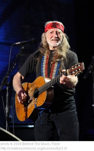 Willie Nelson, Leaving Charlotte, and Prayers for Tamara Out Loud