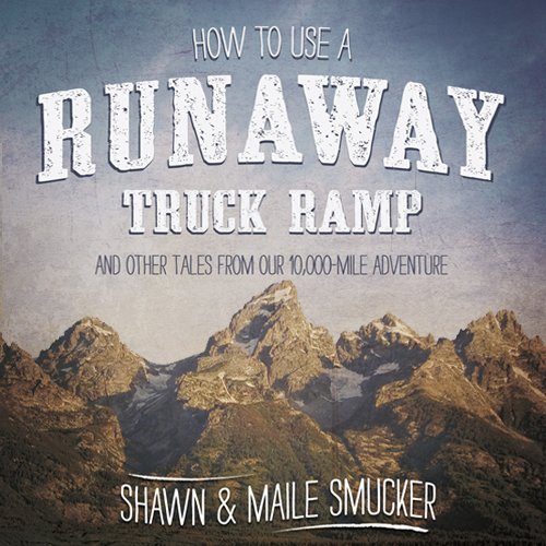 "Win a Free Copy of ""How to Use a Runaway Truck Ramp"""