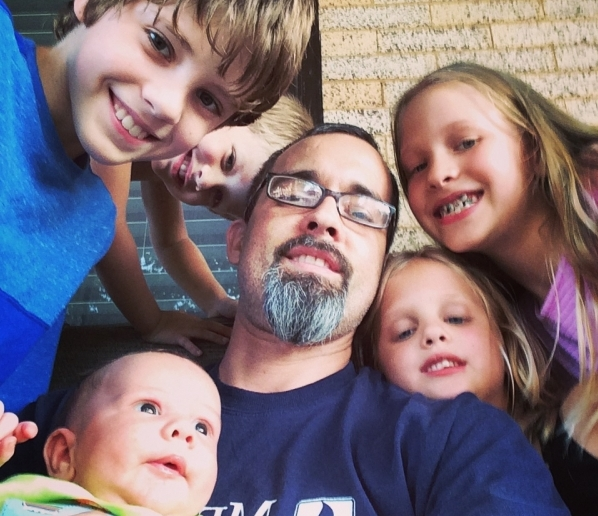 Five Things I Love About Having Five Children