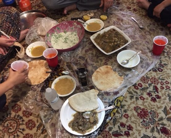 My Ramadan Meal, and Finding Peace in Unexpected Places