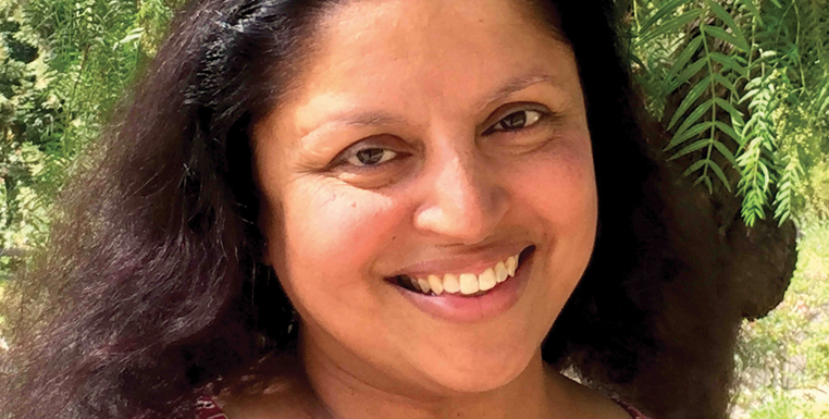 Some Thoughts On Not Quitting: An Interview With Devi Laskar